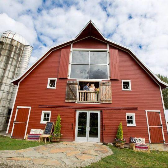 Farm Barn the red barn farm - venue - redmond, wa - weddingwire