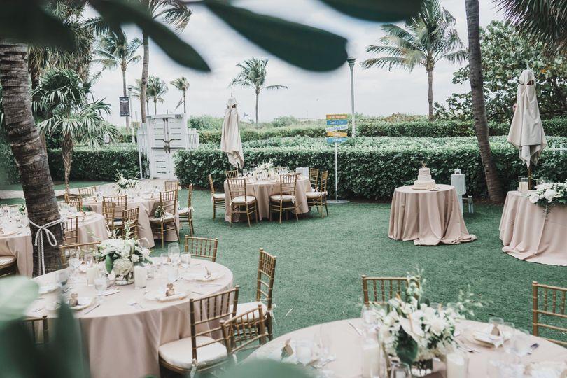 Oasis Garden Reception