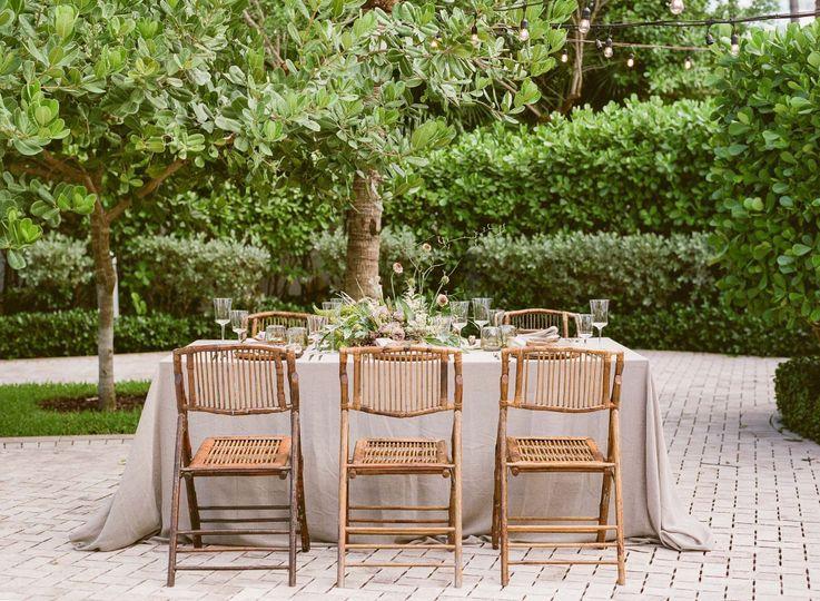 Oasis Garden setup 2