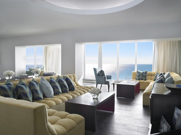 Tmx 1479158203284 Penthouse Living 1 Low Res Miami Beach, FL wedding venue