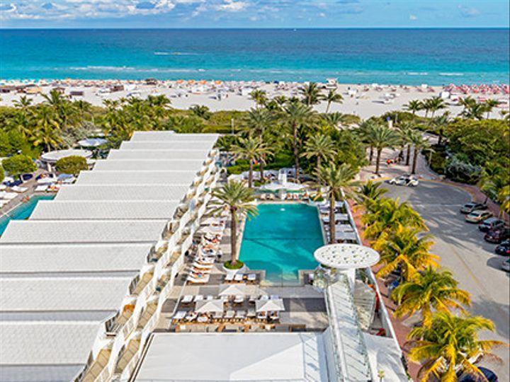 Tmx 1488297763484 Sky Terrace 1 Miami Beach, FL wedding venue