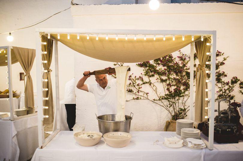 Italian gourmet experience