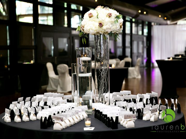 Tmx 1514566484041 Placecard Table Wintergarden Minneapolis wedding venue