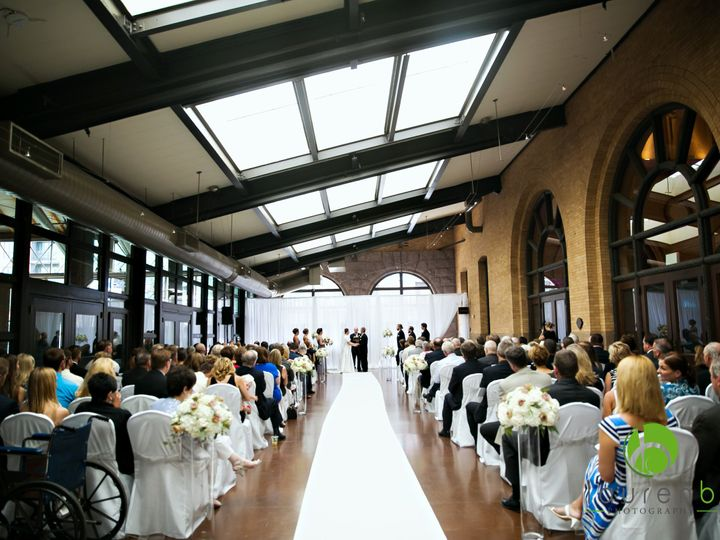 Tmx 1514566524121 Wintergarden Ceremony 1 Minneapolis wedding venue