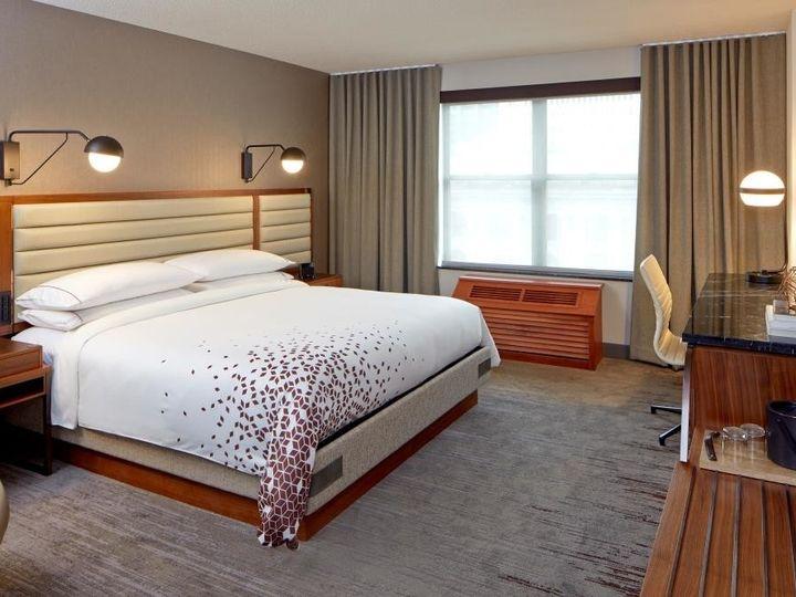 Tmx 1514567635795 Guest Room King Minneapolis, MN wedding venue