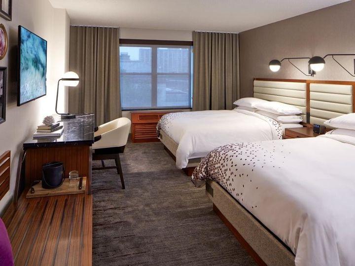 Tmx 1514567668102 Guest Room Double Queen Minneapolis, MN wedding venue
