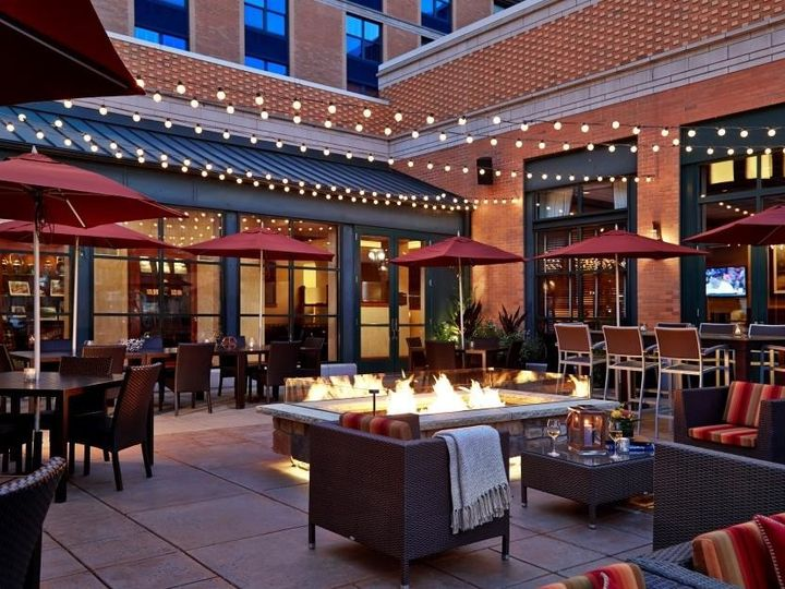 Tmx 1514572421913 Milwaukee Road Patio 2 Minneapolis wedding venue