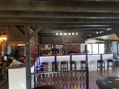 A true turn of the century British Pub experience awaits