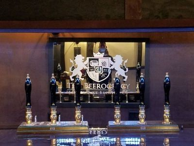 The Beerocracy by Seneca Lake Brewing Company, a unique experience and adventure.