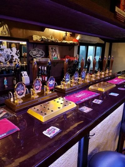 A British Turn of the Century Pub offering a unique experience for your event.