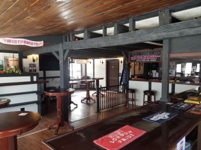 Enjoy the cutulre of the British Pub at your event