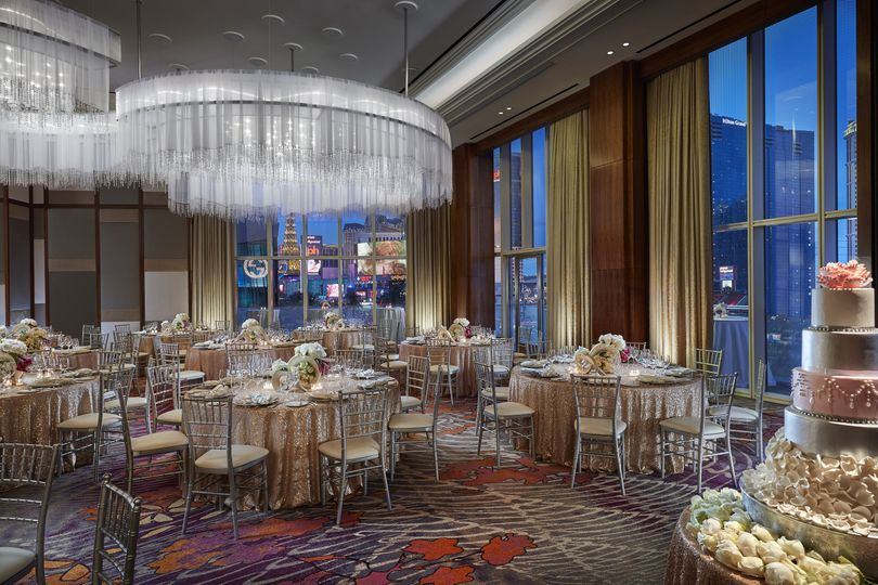 las vegas 2016 hotel venues ballroom wedding 51 409915 v1