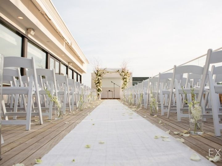 Tmx 1453677121746 Ceremony Sunsetdeck2 Huntington, NY wedding venue