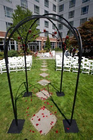 Tmx 1351107230534 GardenCereArbor Cambridge, MA wedding venue