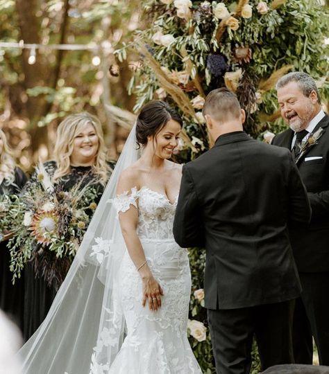 Chris Gray Wedding Officiant
