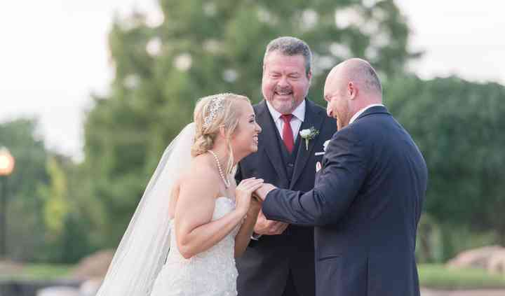 Chris Gray Wedding Officiant