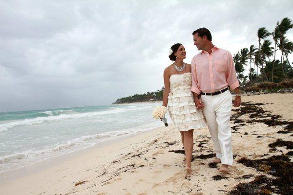 Megan and Charles  Paradisus Punta Cana, DR