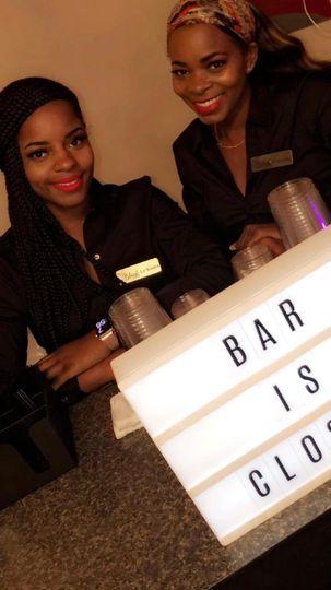 """""""Bar is Open"""""""