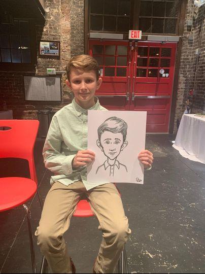 Future caricaturist
