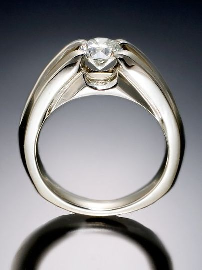 DiamondSolitaireRing