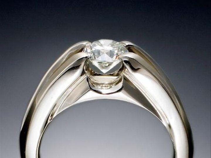Tmx 1333573321308 DiamondSolitaireRing Boston wedding jewelry