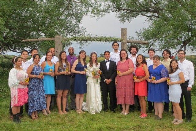 bryan gria wedding party
