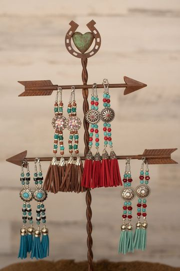 Boot pull strap jewelry