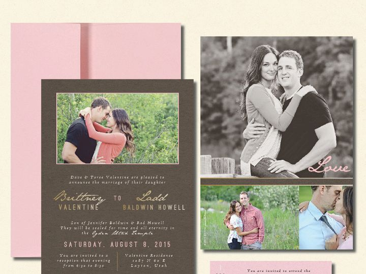Tmx 1440103326771 Brittladdwedweb Layton wedding invitation