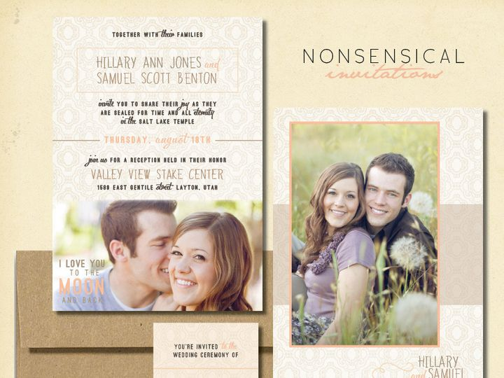 Tmx 1440103406802 Tothemoonweb Layton wedding invitation
