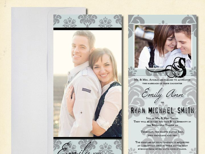 Tmx 1440103586693 Teapartyweb Layton wedding invitation