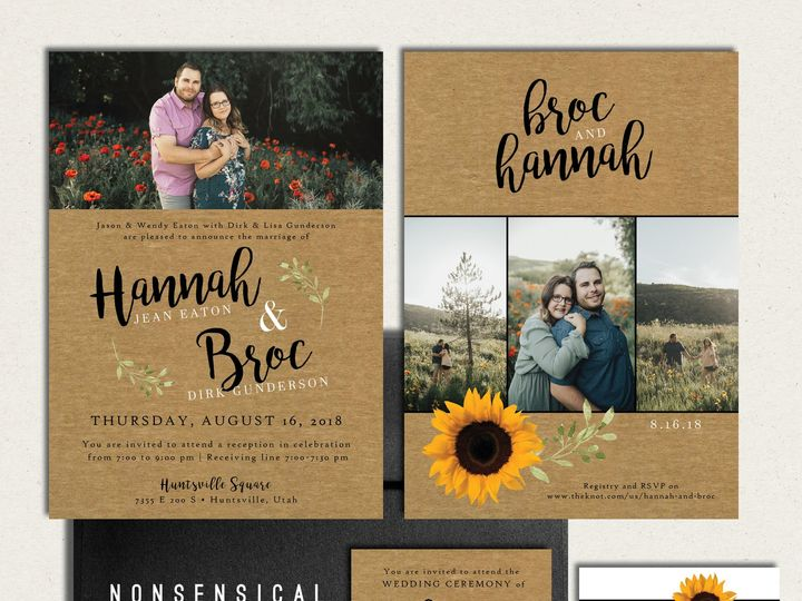 Tmx Hannah Broc Wed All 51 781025 Layton wedding invitation