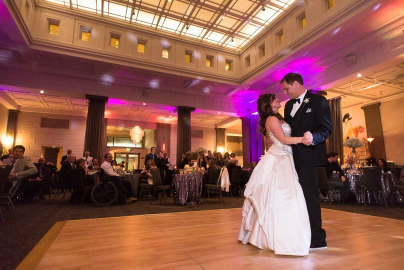 Magnolia Hotel Denver Wedding Ceremony Amp Reception Venue Wedding Rehearsal Dinner Location