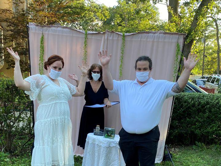 Tmx Jess And Brett 2 8 20 20 51 1002025 159899648033853 Plainview, NY wedding officiant