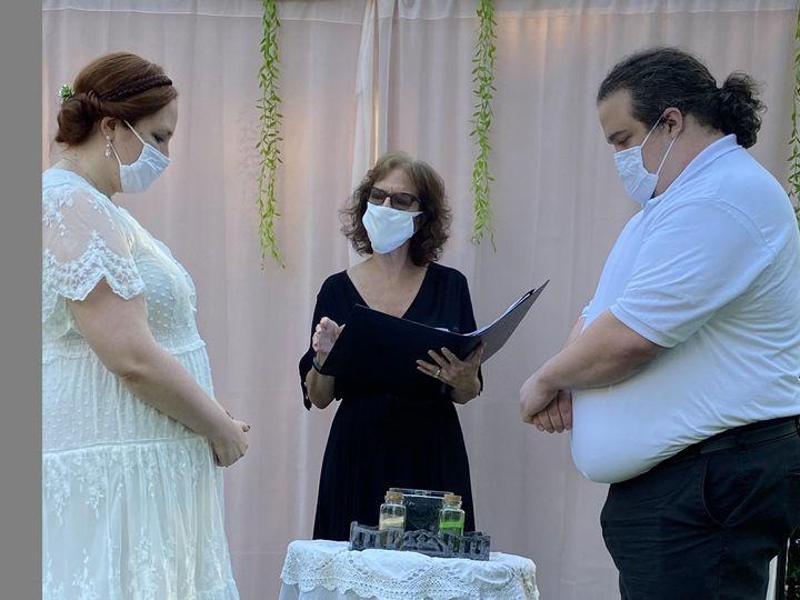 Tmx Jess And Brett 4 8 20 20 51 1002025 159899642523414 Plainview, NY wedding officiant