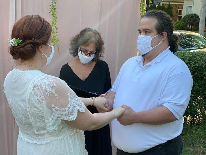 Tmx Jess And Brett 5 8 20 20 51 1002025 159899650222707 Plainview, NY wedding officiant