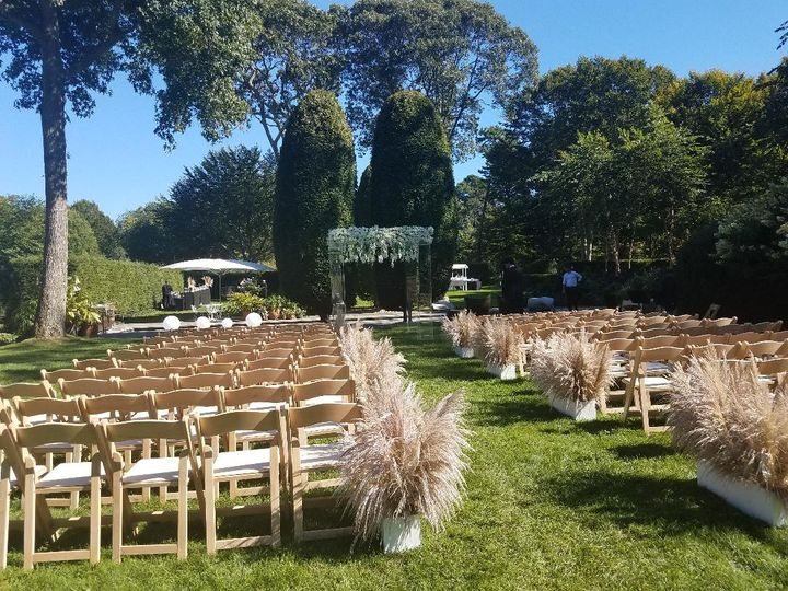 Tmx Mallory And David Longhouse Preserve 51 1002025 V1 Plainview, New York wedding officiant