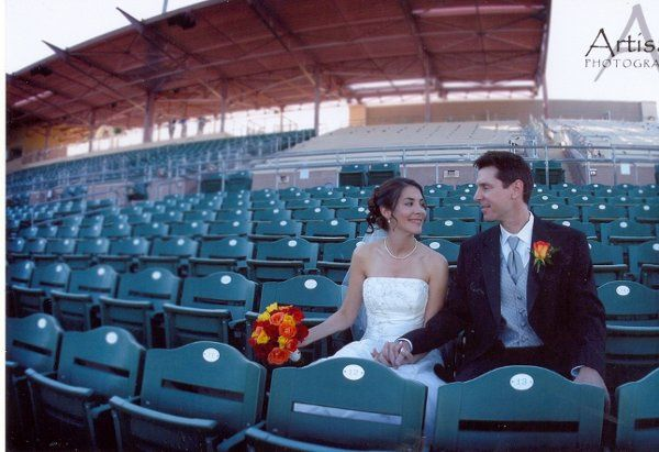 Venue: HoHoKam Stadium Photo by Artisan Photography