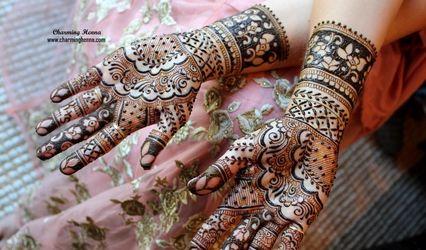Charming Henna 1