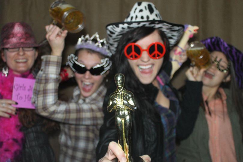 Award props