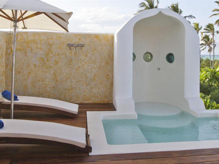 Tmx 1450708589837 Matemwe Retreat Plunge Pool By Day Main Alexandria wedding travel