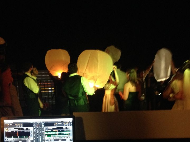 Tmx 1415847415072 Fire Lanterns Saratoga Springs, New York wedding dj