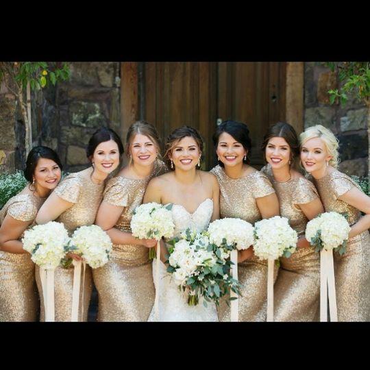 Mylinda Renay Salon Bridal