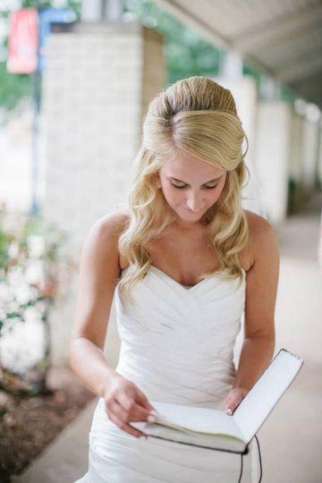 Grapevine Bridal Hair