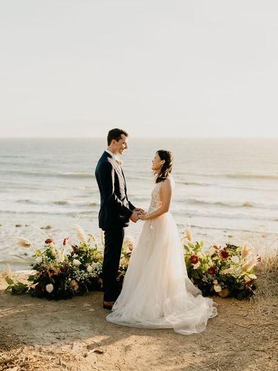 Wedding elopment