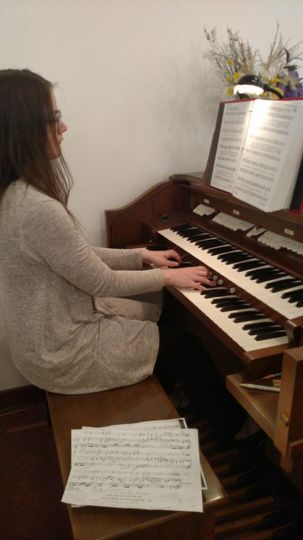 Preparation for recital
