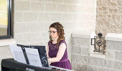 Holly Lightner, Pianist and Organist 1