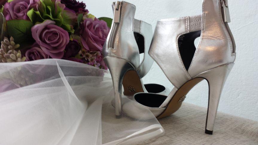 shoes up close