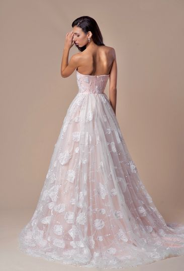 Venchy Couture gown