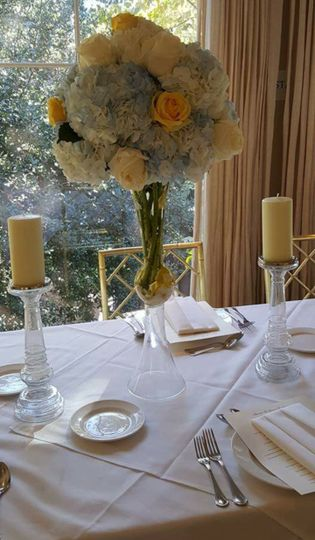 Candles-Florals