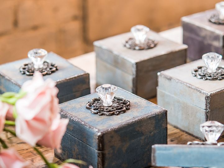 Tmx 1456272912577 9559 Idecorative Vintage Boxes With Ornamental Pul Templeton, California wedding favor